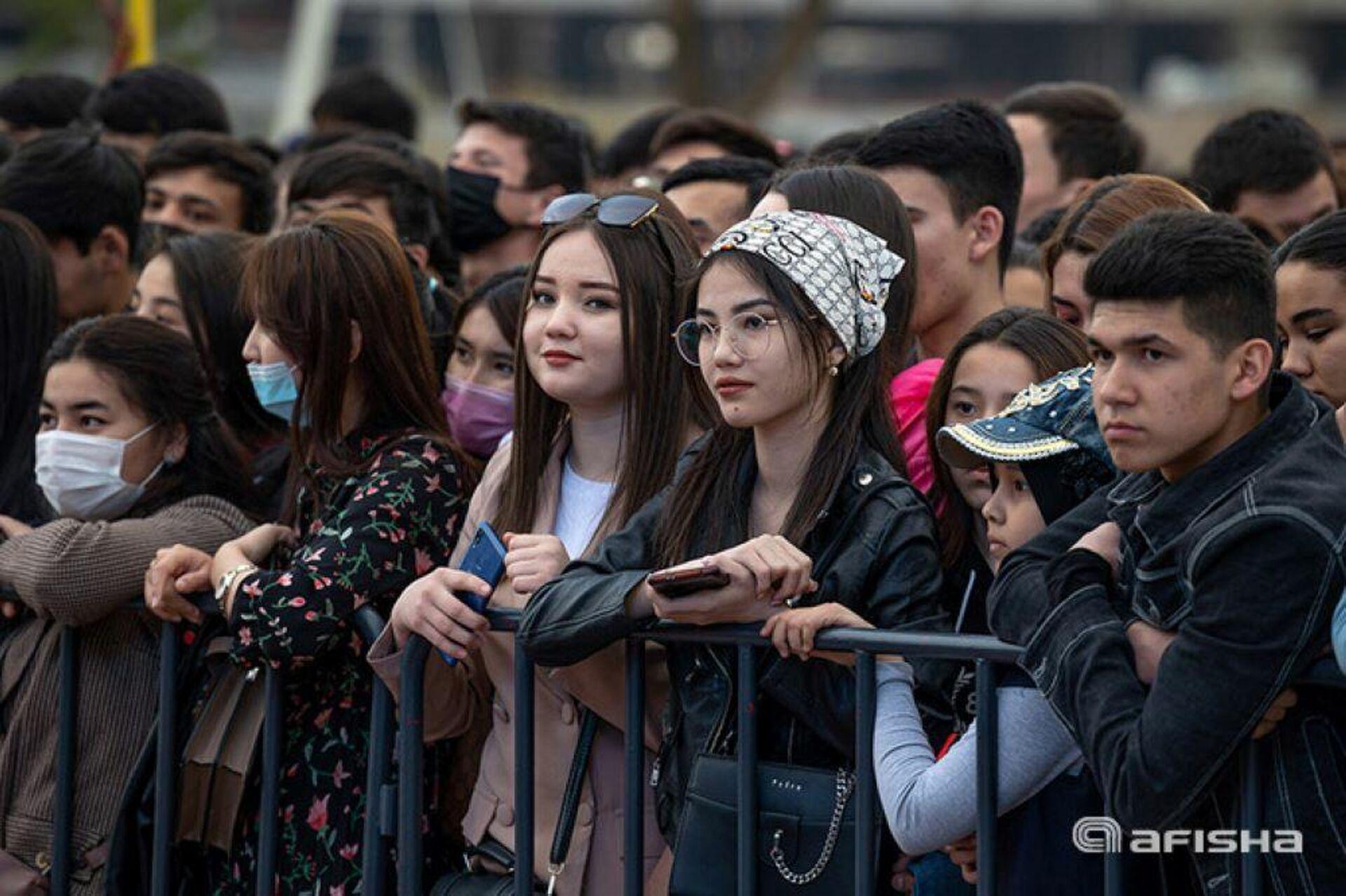 Как в Ташкенте прошел фестиваль Молодежь будущего - Sputnik Узбекистан, 1920, 07.04.2021
