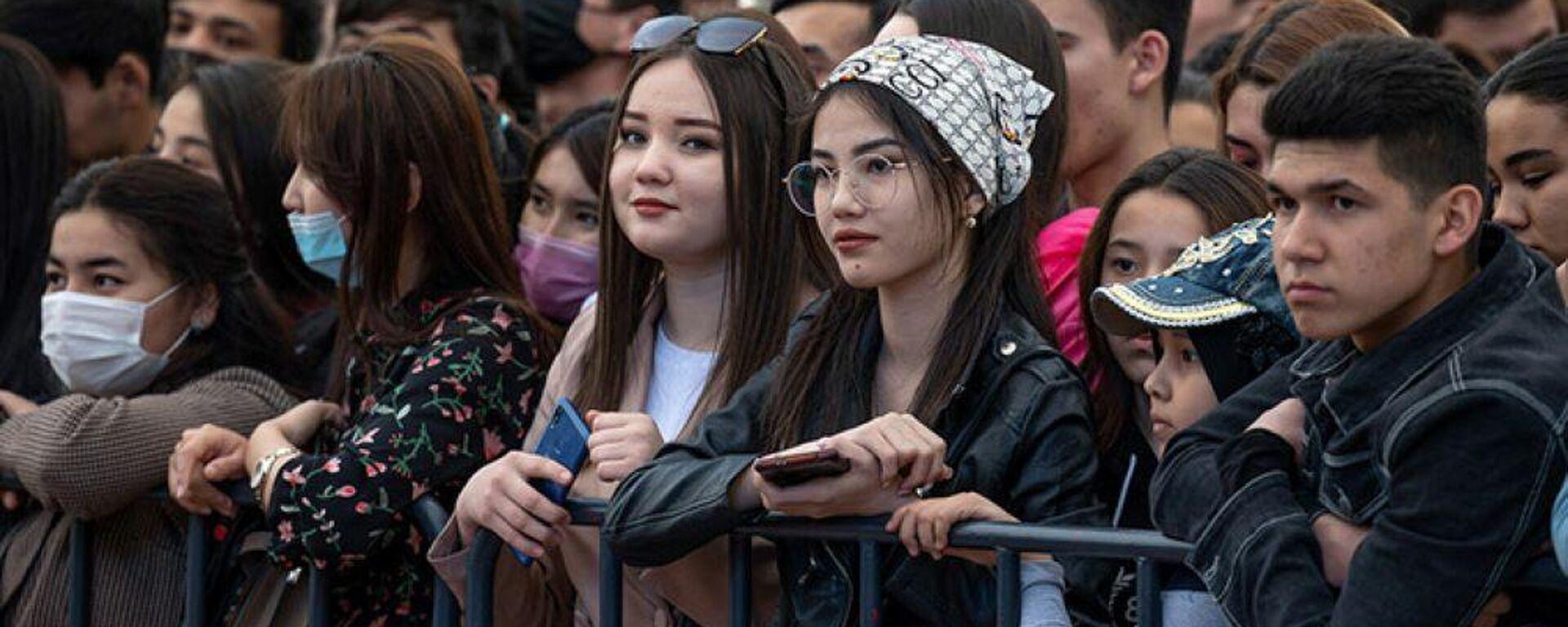 Как в Ташкенте прошел фестиваль Молодежь будущего - Sputnik Узбекистан, 1920, 15.07.2021