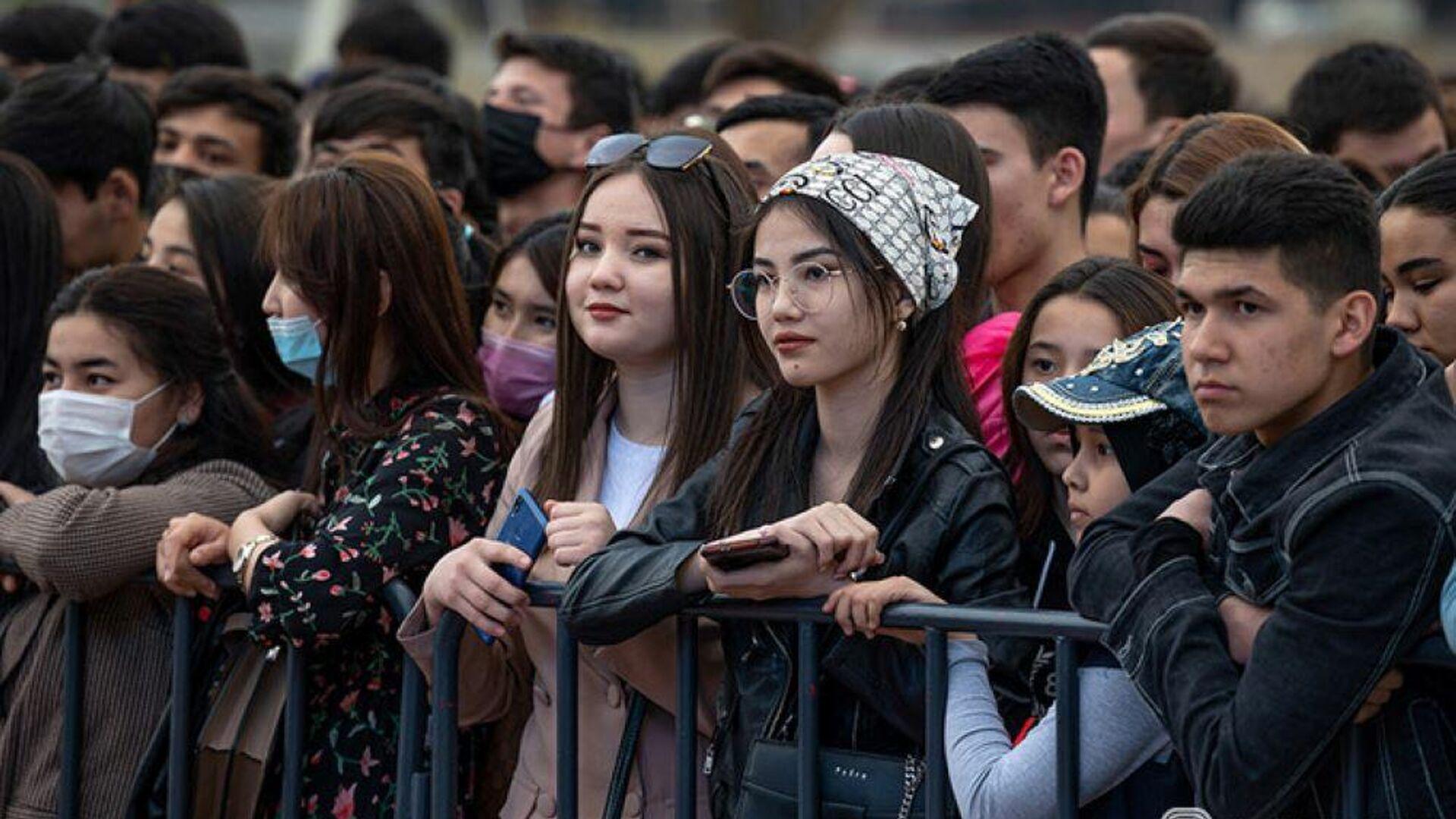 Как в Ташкенте прошел фестиваль Молодежь будущего - Sputnik Узбекистан, 1920, 10.09.2021