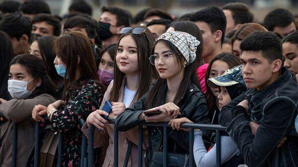 Как в Ташкенте прошел фестиваль Молодежь будущего - Sputnik Узбекистан