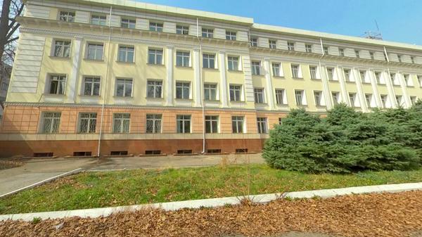 Бывшее здание СГБ Узбекистана, выставленное на продажу - Sputnik Узбекистан