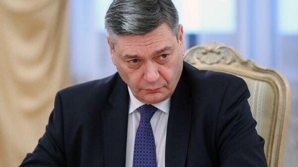 Заместитель министра иностранных дел РФ Андрей Руденко - Sputnik Узбекистан