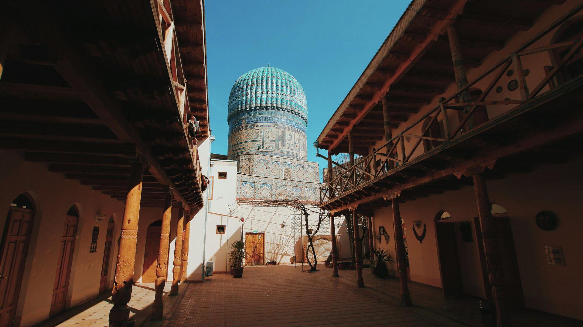 Самарканд, Узбекистан - Sputnik Узбекистан, 1920, 23.09.2021