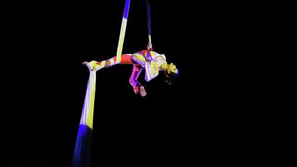 Молодежный фестиваль циркового искусства в Ташкенте - Sputnik Ўзбекистон