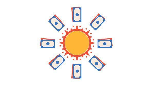 Солнце деньги бережет Заглушка - Sputnik Узбекистан