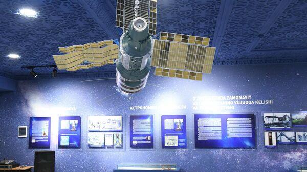 Музей авиации и космонавтики в городе Гагарин (Джизакская область) - Sputnik Узбекистан
