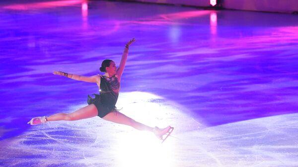 На Humo Arena прошло шоу Этери Тутберидзе Чемпионы на льду - Sputnik Узбекистан