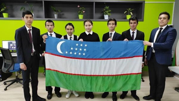 Международная олимпиада по химии - Sputnik Узбекистан