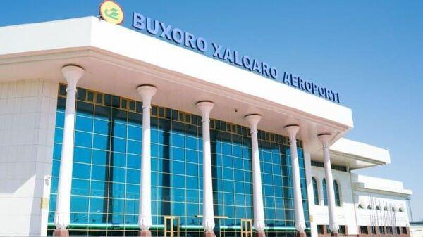 Международный аэропорт Бухары - Sputnik Узбекистан