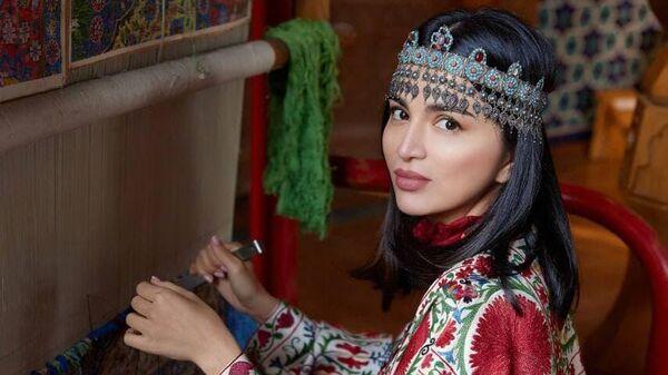 Зампредседателя Попечительского совета Общественного фонда поддержки и развития национальных масс-медиа Саида Мирзиёева - Sputnik Узбекистан