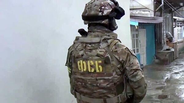 Sotrudnik FSB RF - Sputnik Oʻzbekiston