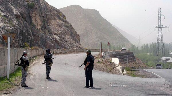 Ситуация на границе между Кыргызстаном и Таджикистаном - Sputnik Узбекистан