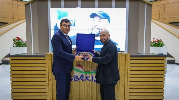 Тимур Бекмамбетов - Sputnik Узбекистан