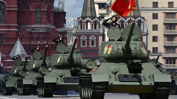 Парад Победы в Москве. Прямая трансляция  - Sputnik Узбекистан