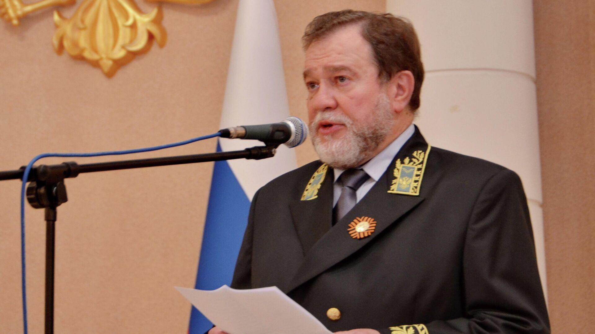 Посол РФ в Узбекистане Олег Мальгинов - Sputnik Узбекистан, 1920, 14.07.2021