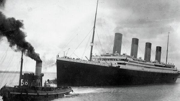 Титаник, архивное фото - Sputnik Узбекистан