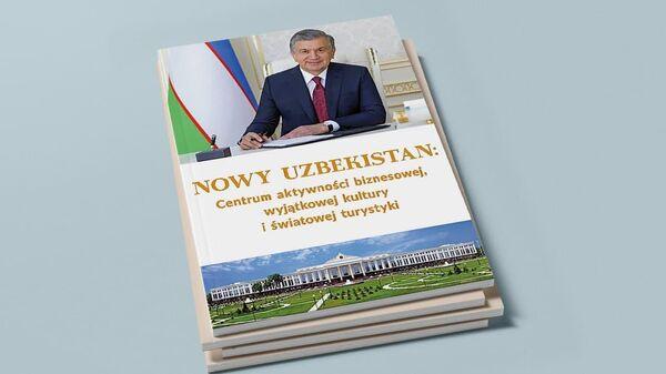 Журнал о новом Узбекистане на польском языке  - Sputnik Узбекистан