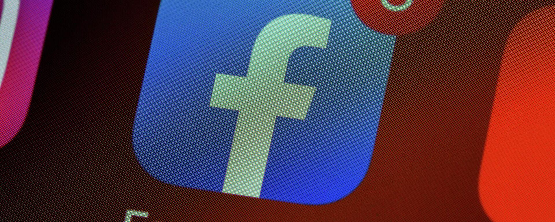 Приложение Facebook - Sputnik Ўзбекистон, 1920, 11.06.2021