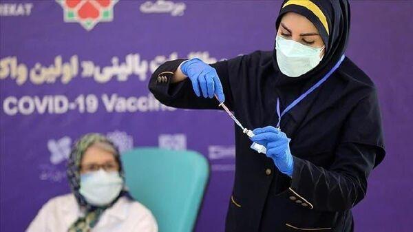 Вакцина COV-Iran Barekat - Sputnik Узбекистан