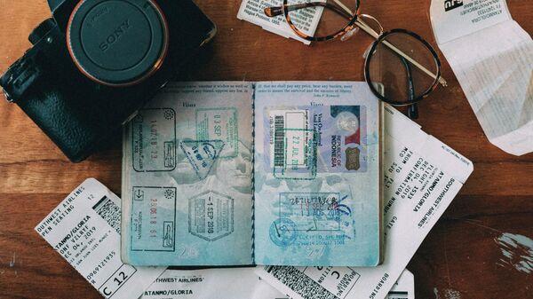 Набор путешественника - Sputnik Узбекистан