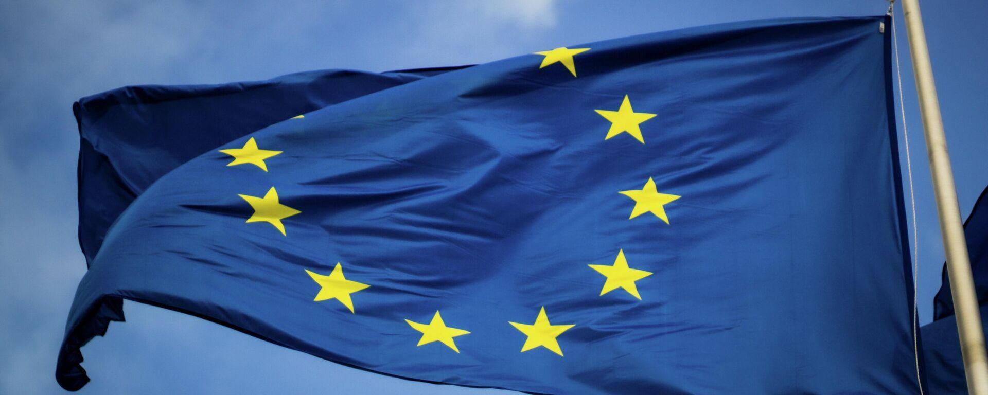 Флаг ЕС - Sputnik Узбекистан, 1920, 19.05.2021
