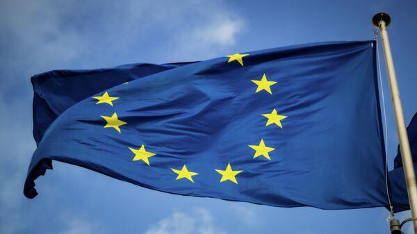Флаг ЕС - Sputnik Ўзбекистон