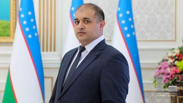 Ахмедов Азизбек Азаматович - Sputnik Узбекистан