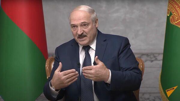 Aleksandr Lukashenko - Sputnik Oʻzbekiston