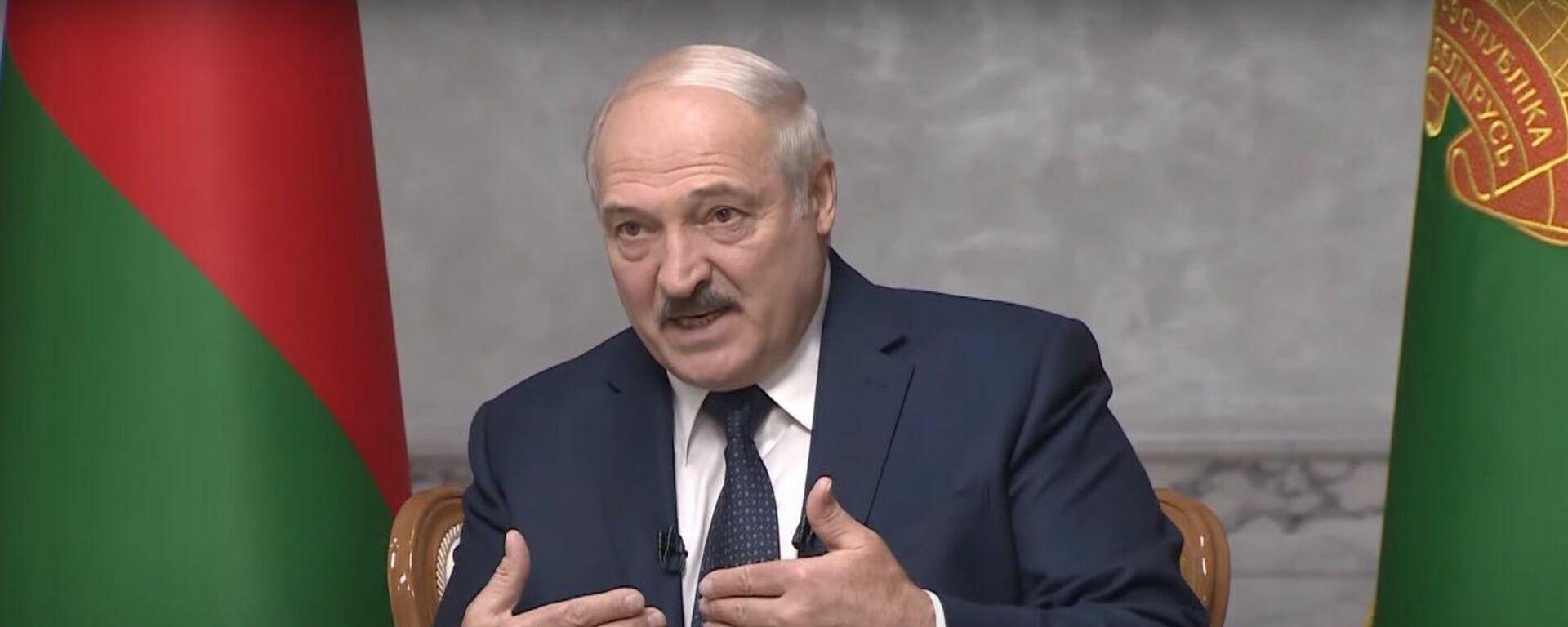 Aleksandr Lukashenko - Sputnik Oʻzbekiston, 1920, 30.07.2021