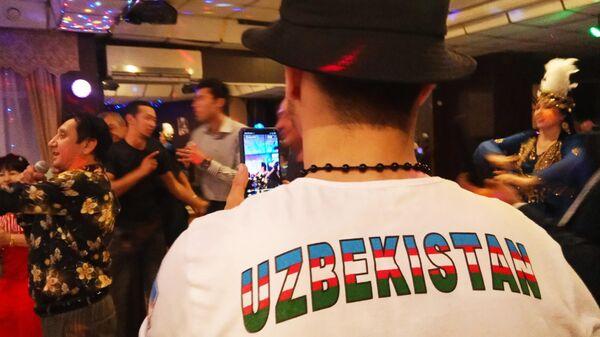В Рязани прошел концерт артистов из Узбекистана для трудовых мигрантов - Sputnik Узбекистан