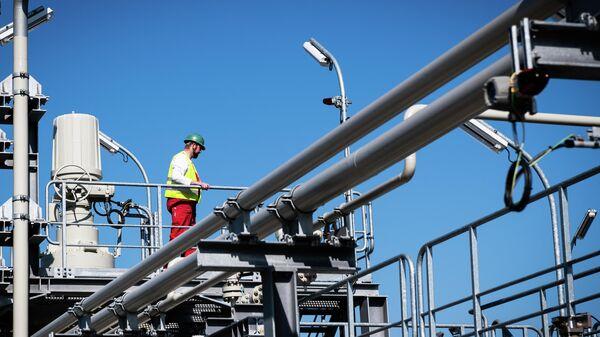 Строительство газопровода Северный поток-2 - Sputnik Ўзбекистон