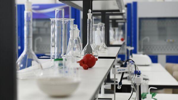 Филиал Российского химико-технологического университета имени Д. И. Менделеева (РХТУ) в Ташкенте - Sputnik Узбекистан