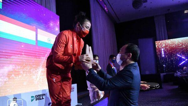 Чемпионат Азии по боксу - Sputnik Узбекистан
