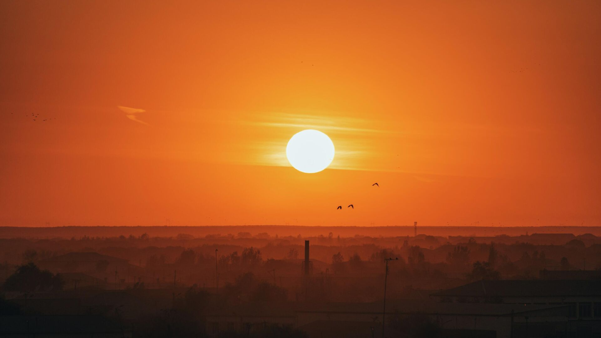 Закат над Хивой - Sputnik Узбекистан, 1920, 04.09.2021