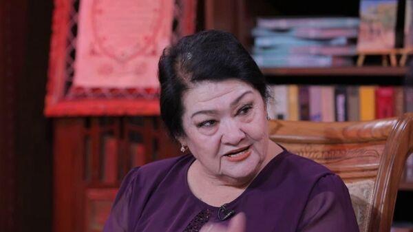 Народная артистка Узбекистана Наимахон Пулатова - Sputnik Узбекистан