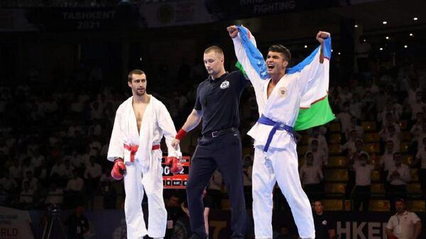 Сборная Узбекистана завоевала восемь медалей на чемпионате мира по рукопашному бою среди взрослых - Sputnik Ўзбекистон
