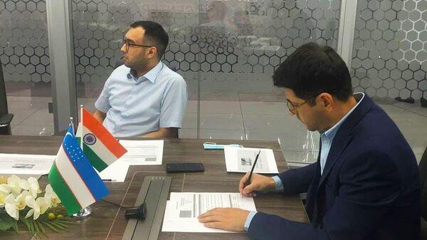 Индия запустит в Узбекистане онлайн-платформу телемедицины - Sputnik Узбекистан