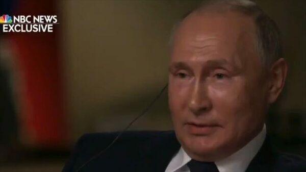 Отражение всей культуры США – Путин прокомментировал вопрос ведущего NBC  - Sputnik Узбекистан