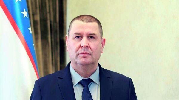 Олимов Кахрамон Танзилович - Sputnik Узбекистан