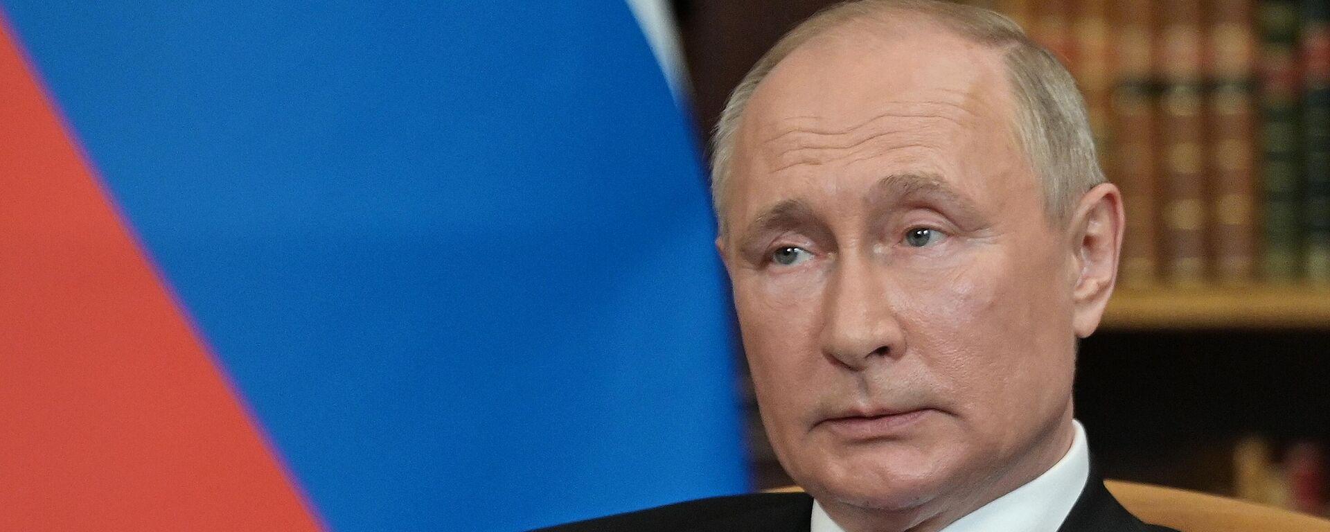 Встреча президентов России и США В. Путина и Дж. Байдена в Женеве - Sputnik Ўзбекистон, 1920, 03.09.2021