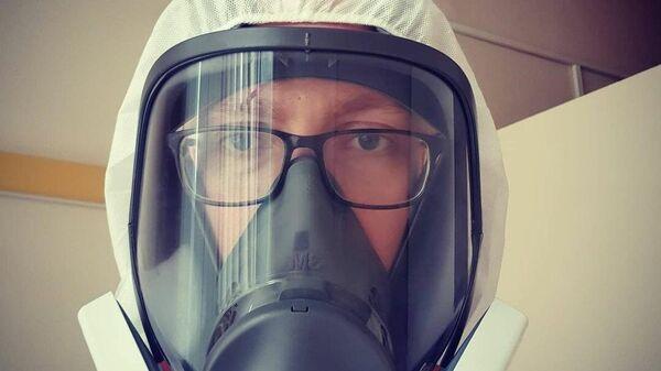 Ильяс Кадыров - врач-хирург первой категории - Sputnik Узбекистан