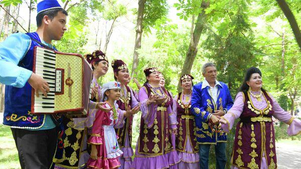 Праздник Сабантуй в Ташкенте - Sputnik Ўзбекистон