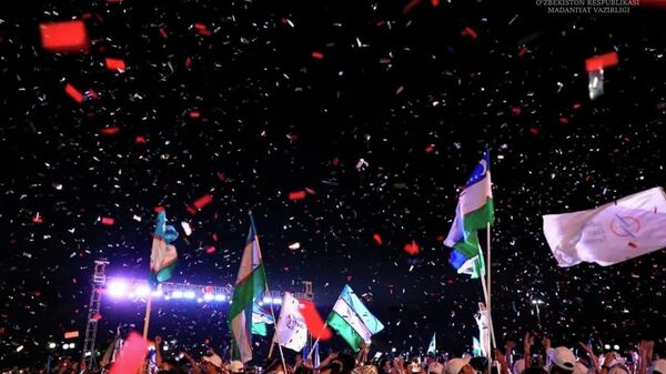 Festival molodeji v Fergane - Sputnik Oʻzbekiston
