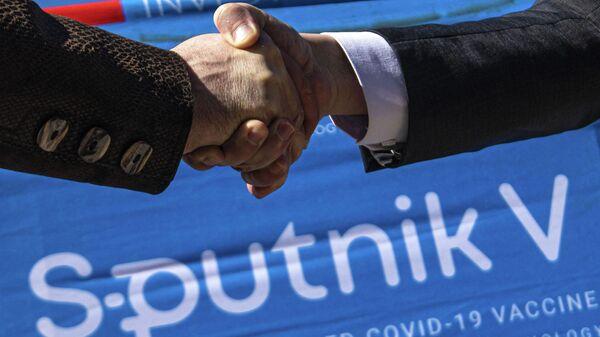 Партия российской вакцины Sputnik V - Sputnik Узбекистан