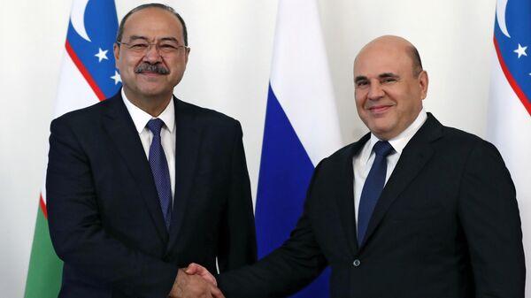 Премьер-министр РФ М. Мишустин принял участие в работе совместной комиссии России и Узбекистана  - Sputnik Узбекистан