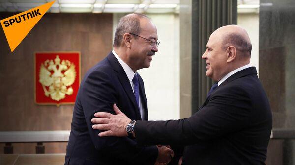 Арипов о сотрудничестве Узбекистана и РФ  - Sputnik Узбекистан