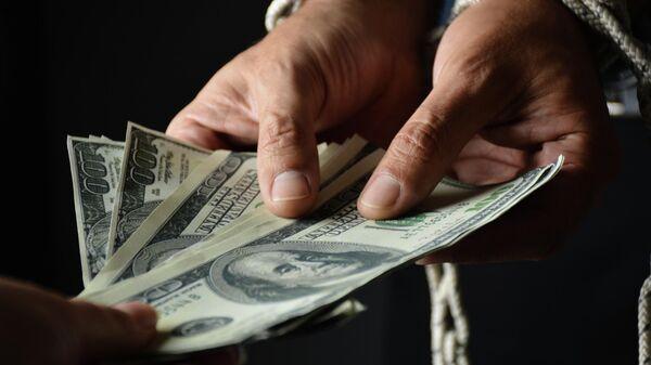 Доллары - Sputnik Ўзбекистон