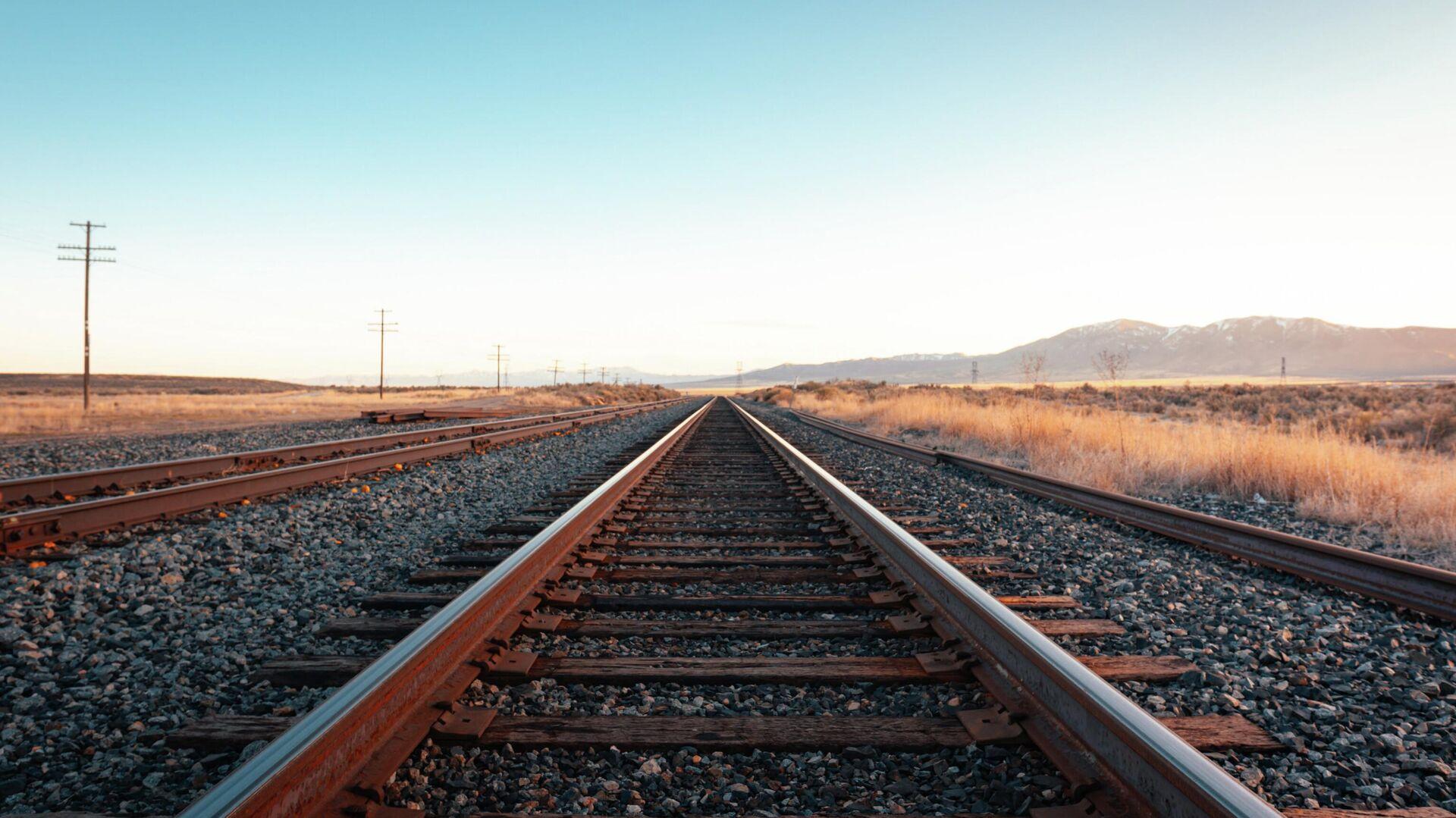 Железная дорога - Sputnik Узбекистан, 1920, 18.07.2021