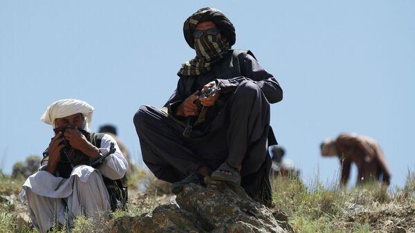 Боевики движения Талибан. Архивное фото - Sputnik Узбекистан