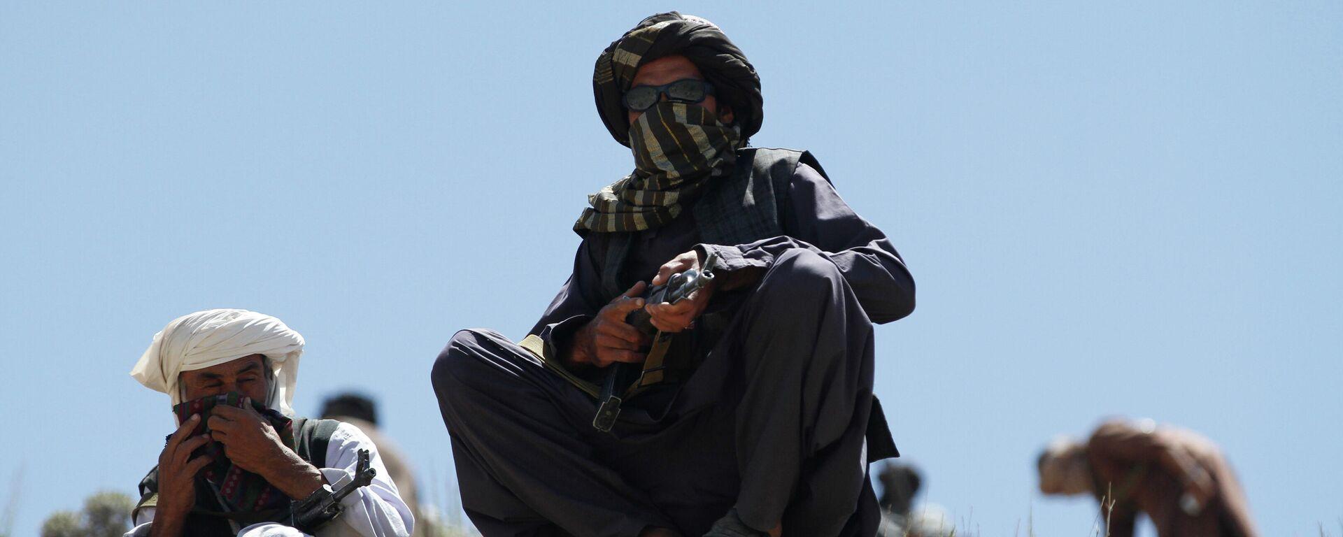 Боевики движения Талибан. Архивное фото - Sputnik Узбекистан, 1920, 23.06.2021